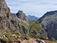 thumbs auf dem weg vom schlern zum tierser alpl Naturpark Schlern Rosengarten: Compatsch   Saltnerhütte   Schlernhaus   Tierser Alpl   Compatsch