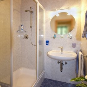 "thumbs dusche Double room ""Michael"""